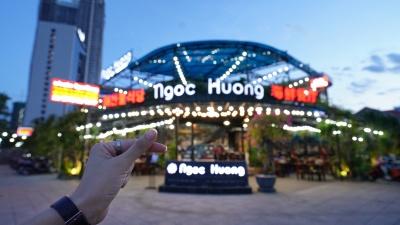 [DANANG SEAFOOD RESTAURANT] Nhà hàng hải sản Ngọc Hương