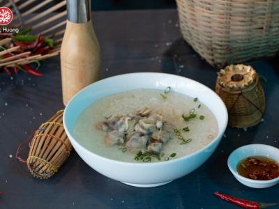 Các món cháo hải sản nổi tiếng tại Ngọc Hương Seafood Restaurant