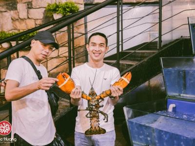 Lạc vào thế giới hải sản tươi sống tại Đà Nẵng không muốn về