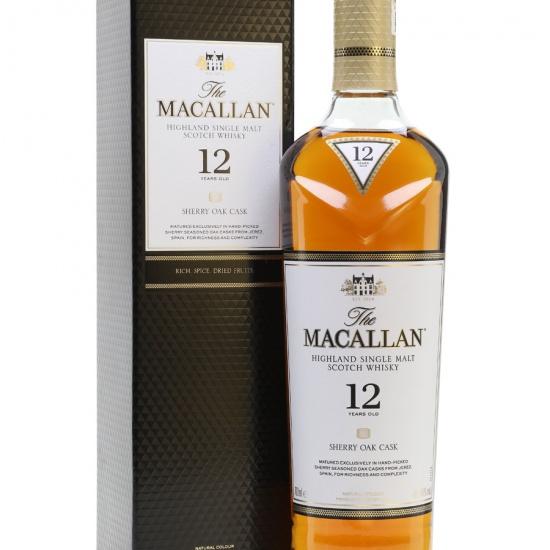 Macallan 12Y