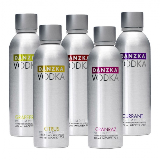 Vodka nhôm
