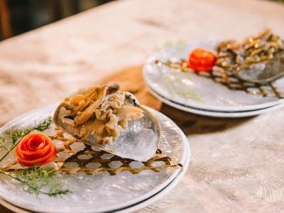 Món hải sản đặc sắc