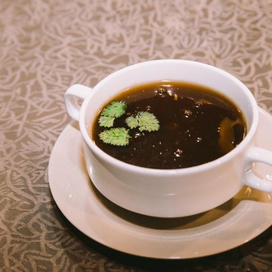 Soup hải sâm ngũ vị