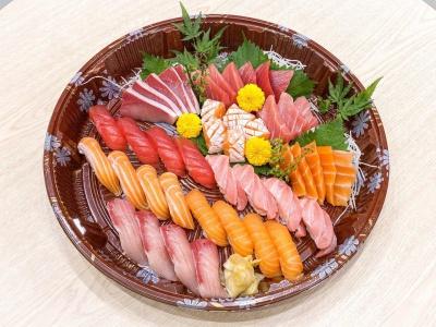 Nhà hàng hải sản Đà Nẵng - Sashimi cho bữa ăn trọn vị