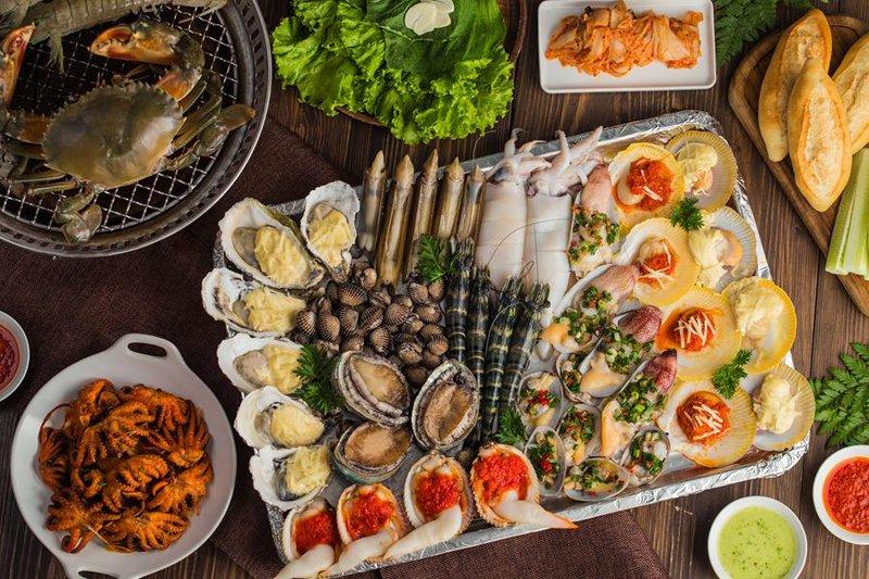 ăn hải sản đúng cách