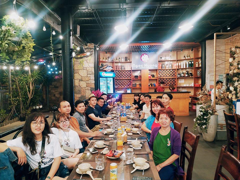 Gợi ý thực đơn cho gia đình khi ăn tại nhà hàng hải sản Đà Nẵng