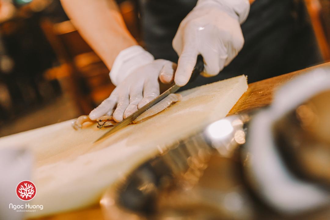 nhà hàng hái sản Đà Nẵng 2020