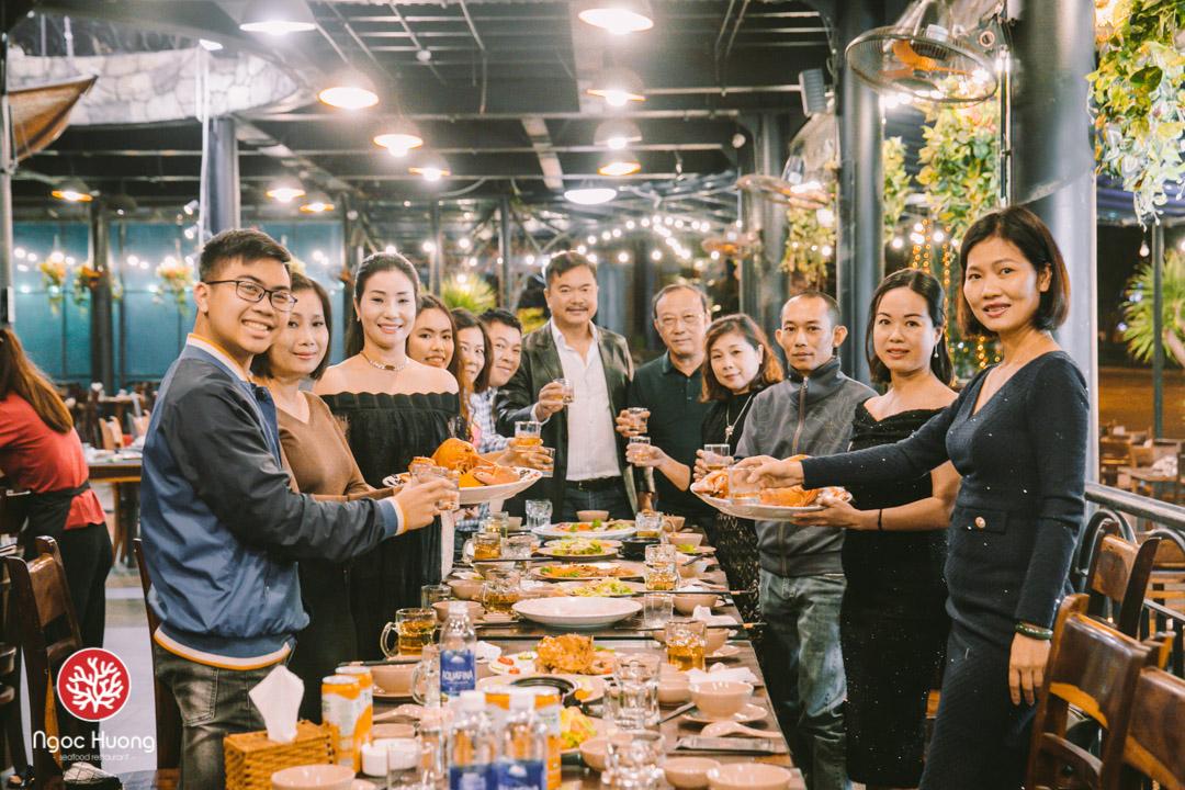 Ăn đêm Đà Nẵng: Ấm bụng với hải sản tại Ngọc Hương Seafood Restaurant