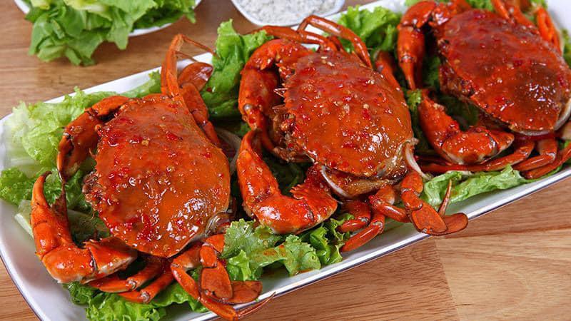 Cua là một trong những hải sản rất tốt cho sức khỏe