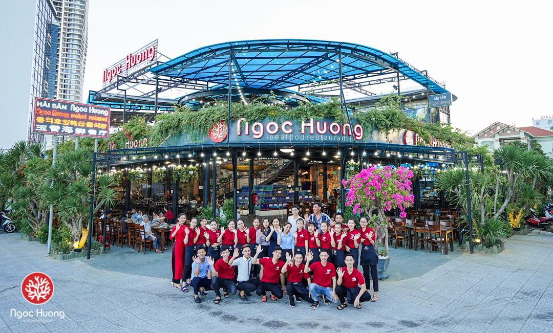 nhà hàng hải sản Đà Nẵng